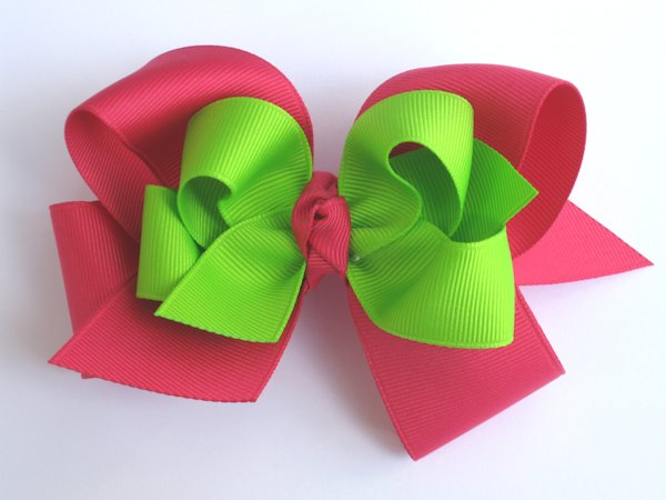 Double Layered  Bows