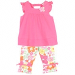 Daisy Crazy Capri Set