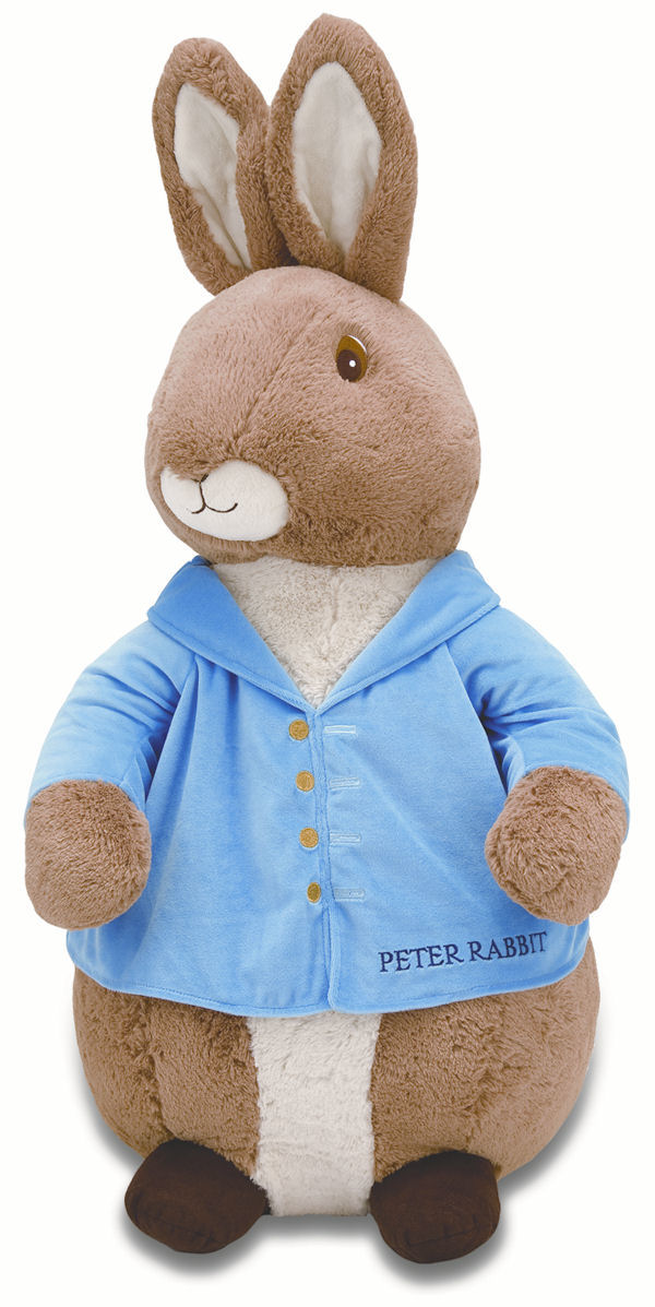 Peter Rabbit 36 inch Jumbo Plush