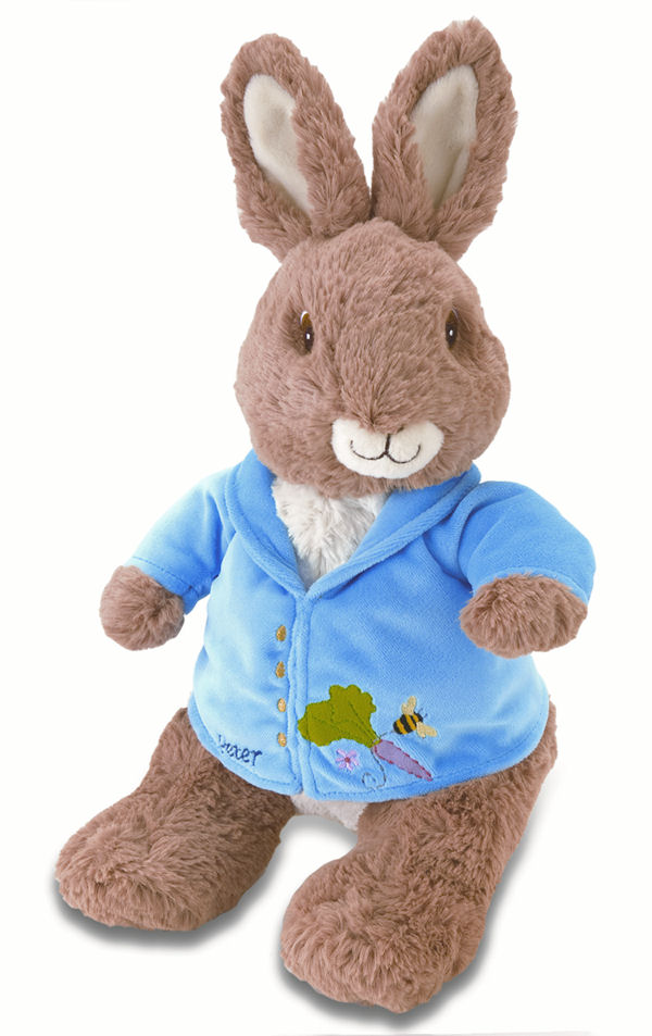 Peter Rabbit 13 inch Large Size Plush