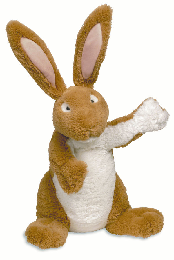 Nutbrown Hare - Large Poseable