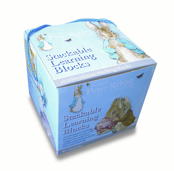 Beatrix Potter Nesting Blocks Set