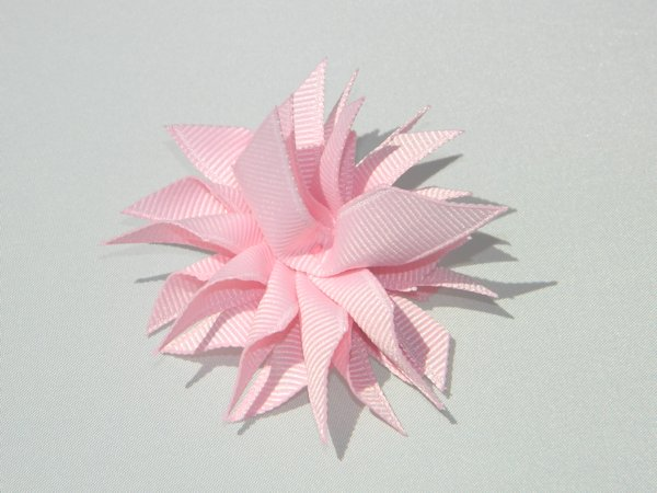 Light Pink Small Splash Bow