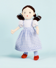 Dorothy 18 Inch Cloth Doll