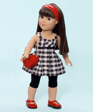 Party Perfect Favorite Friends Doll