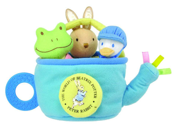 Peter Rabbit Watering Can Playset