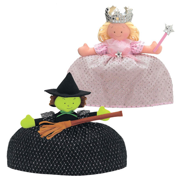 Good Witch/Bad Witch Topsy Turvy