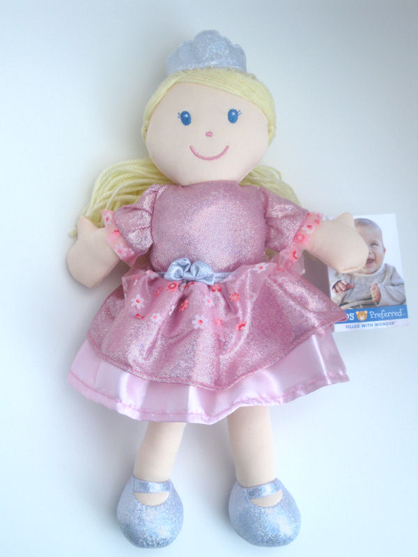 Princess Peyton Doll